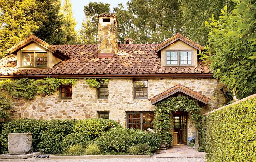 Amazing Winery Turned Into Home Second Look Homes
