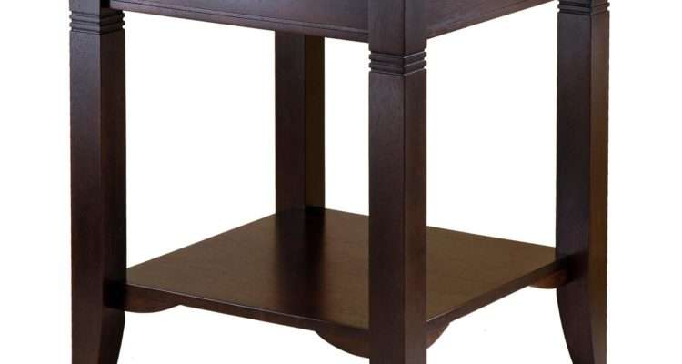 Amazon Winsome Wood Nolan End Table Kitchen Dining