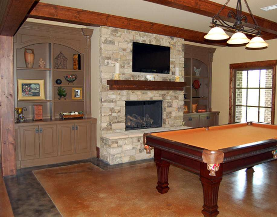 Basement Remodeling Ideas English