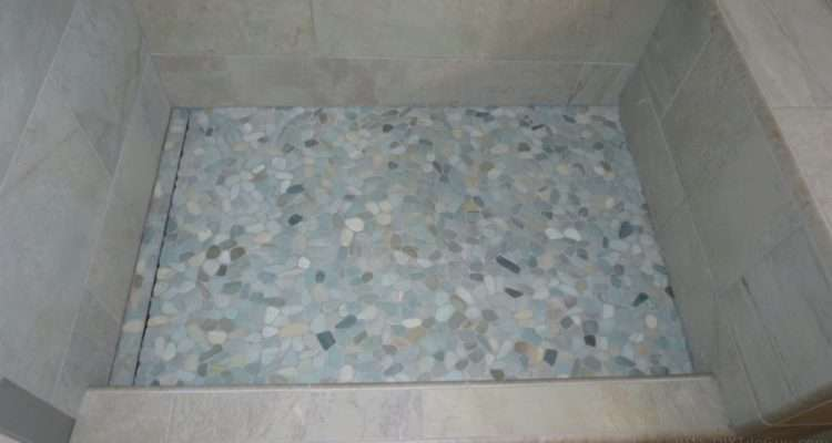 Best Tile Shower Floor Bathroom Designs