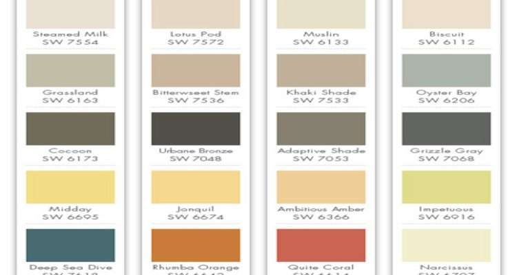 Best Warm Neutral Paint Colors Monstermathclub