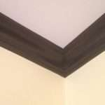 Black Molding Ceiling
