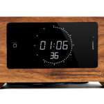 Cdock Turns Your Iphone Into Fab Table Bedside Clock