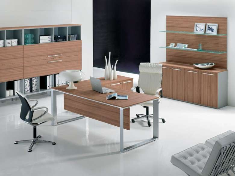 Contemporary Office Furniture Sets