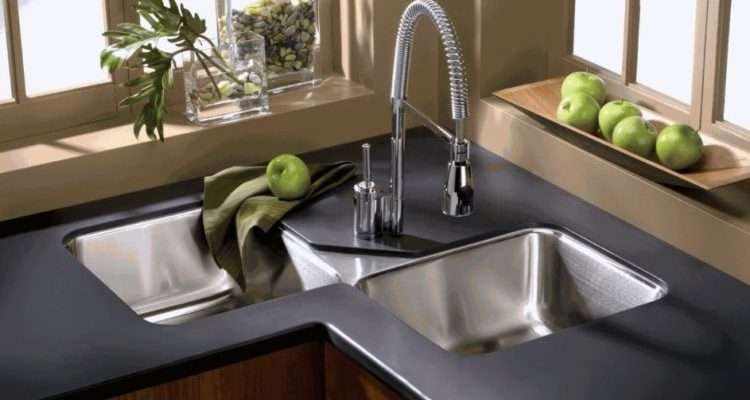 Corner Kitchen Sink Ideas Best Cooking Experience