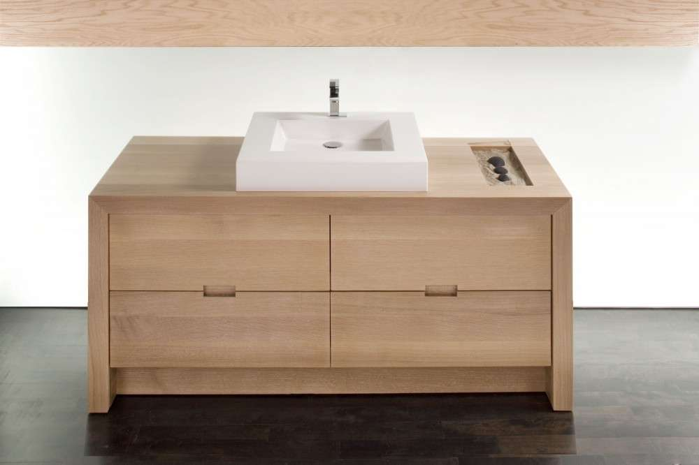 Cube Custom Vanity Vessel Sink Jack London