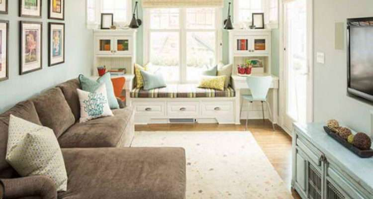 Decorate Long Narrow Living Room Cabinet