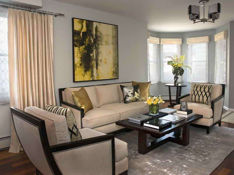 Decorate Long Narrow Living Room Fancy Furniture