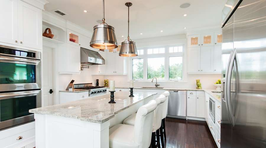 Deslaurier Cabinets White Lacquer Mdf
