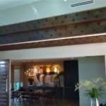 Did Faux Painted Beams Another