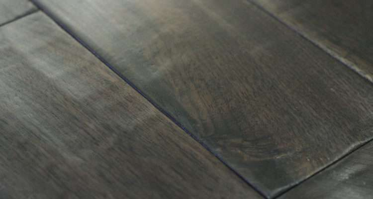 Engineered Flooring Scraped
