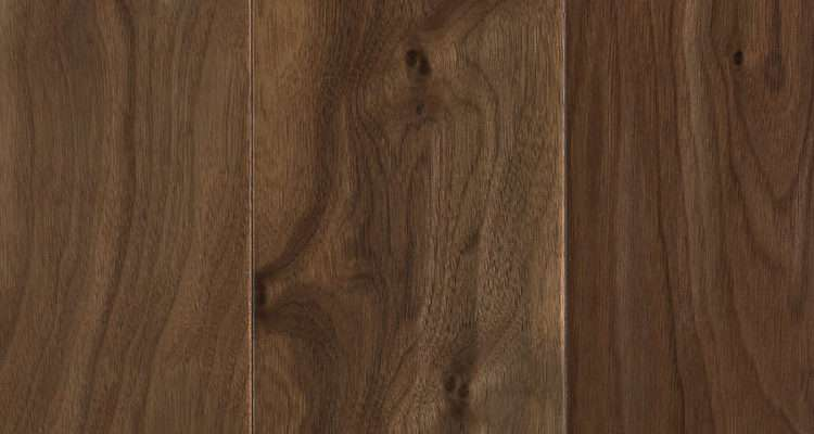 Engineered Wood Flooring Slats Dark Pattern Hand