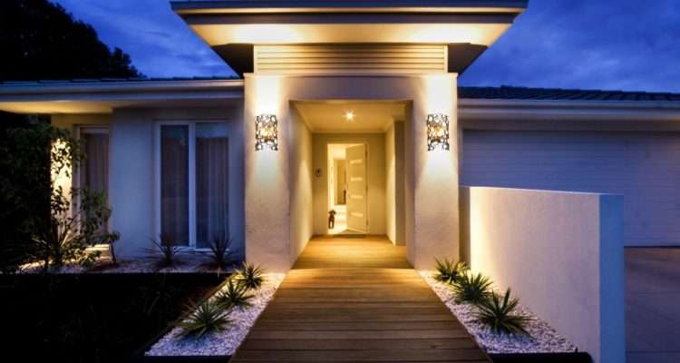Entryway Lighting Can Make Your Home Unique Architecture Pop