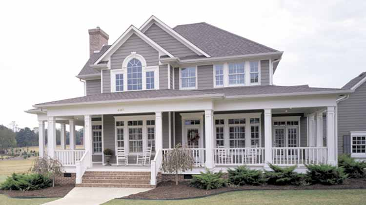 French Country Farmhouse Plans Design House Home