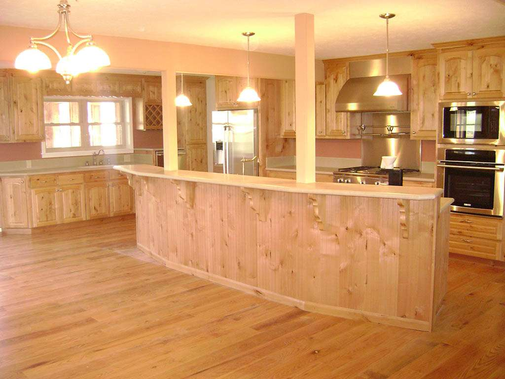 Handcrafted Solid Wood Kitchen Cabinets Healthycabinetmakers