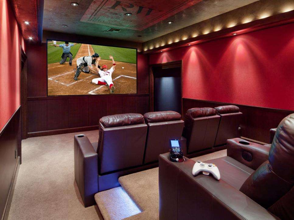Home Theater Design Tips Ideas