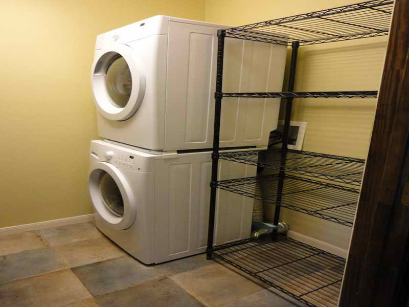 Install Stackable Washer Dryer Electric Dryers