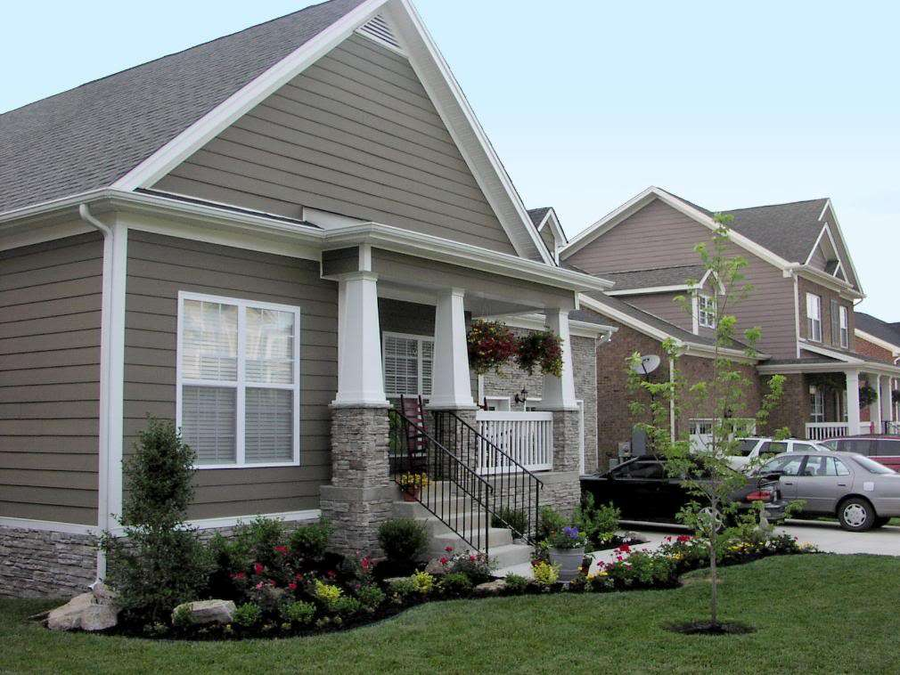 Landscaping Front House Yard Ideas