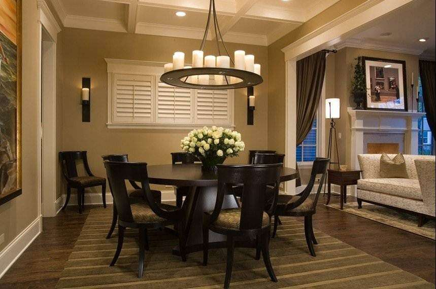 Modern Dining Room Chandelier Contemporary Table Lighting