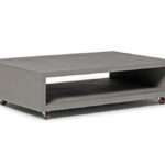 Monobloc Concrete Coffee Table Lyon Beton Made France