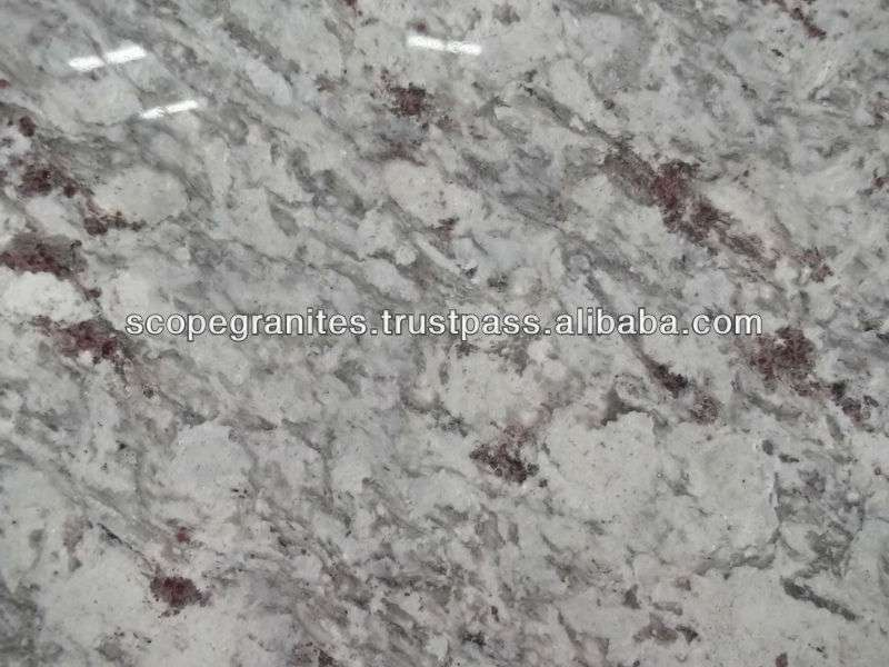 Moon White Granite Slabs