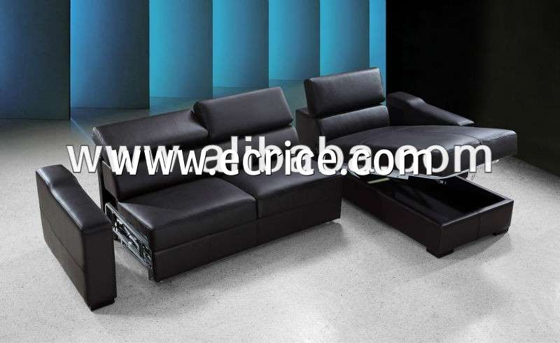 Most Comfortable Leather Sofa Bed Sectional
