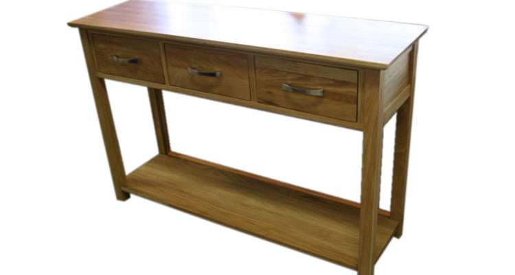 Oakford Large Console Table