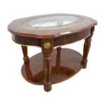Off Vintage Small Round Coffee Table Tables