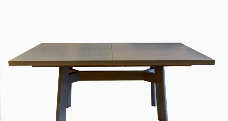 Prouve Rectangular Table Expandable Room