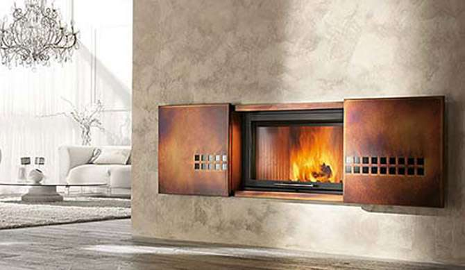 Published June Fireplace Wall Designs