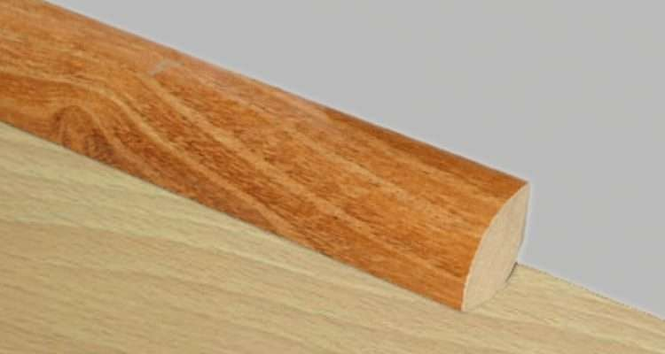 Quarter Round Moulding Wood Flooring