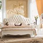 Rococo Furniture Solid Wood Double Bed Buy