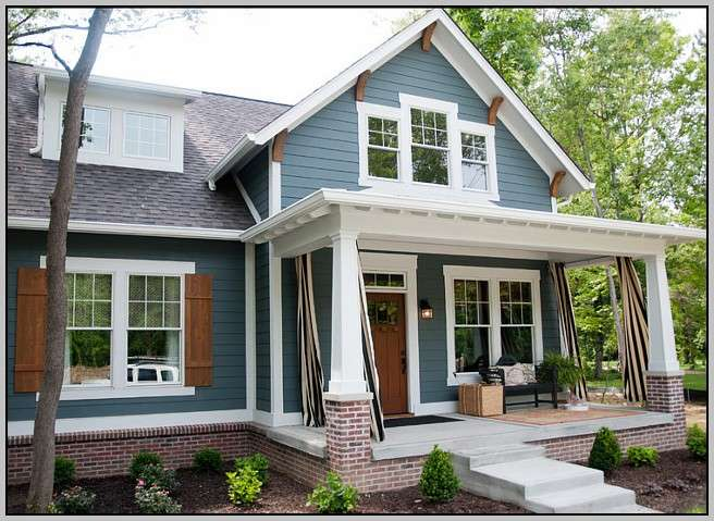 Sage Green Exterior House Color Ideas Painting Best Home Design