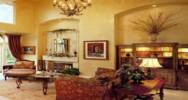 Several Points Explain Tuscan Decorating Style