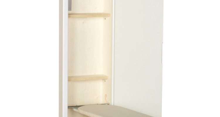 Shop Household Essentials Wall Mount Built Ironing