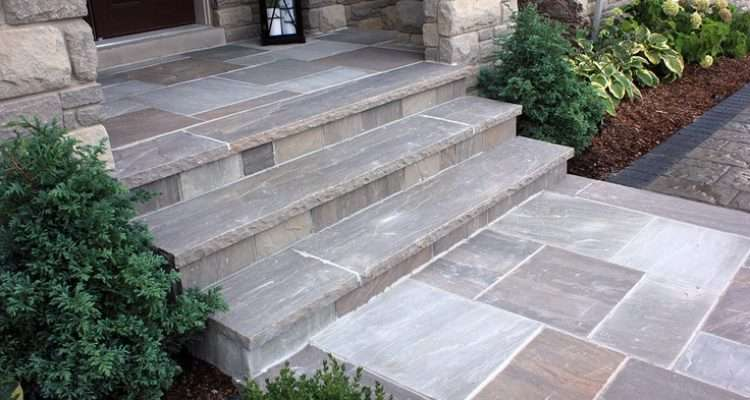 Slate Walkway Ideas Our Next Home Pinterest