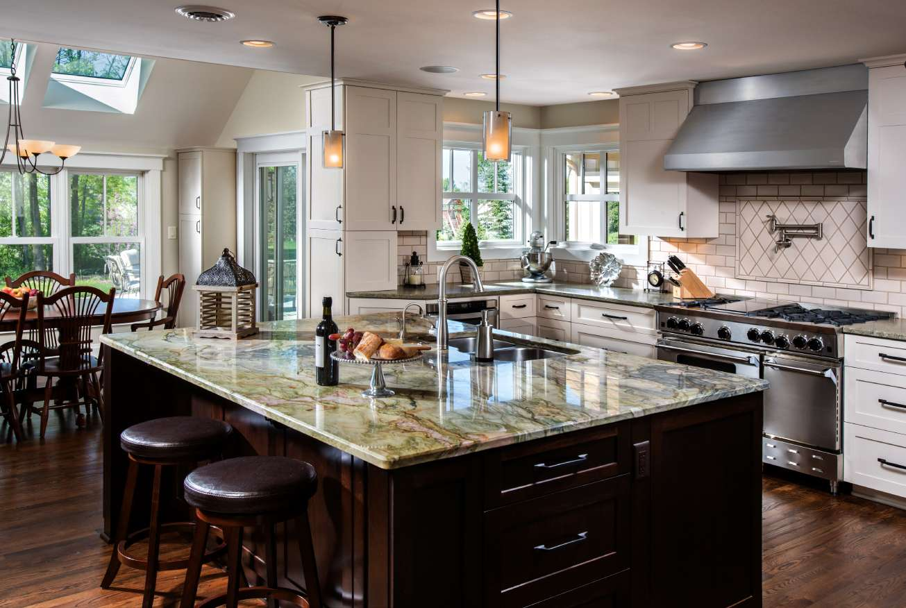 Small Kitchen Remodel House Remodeling