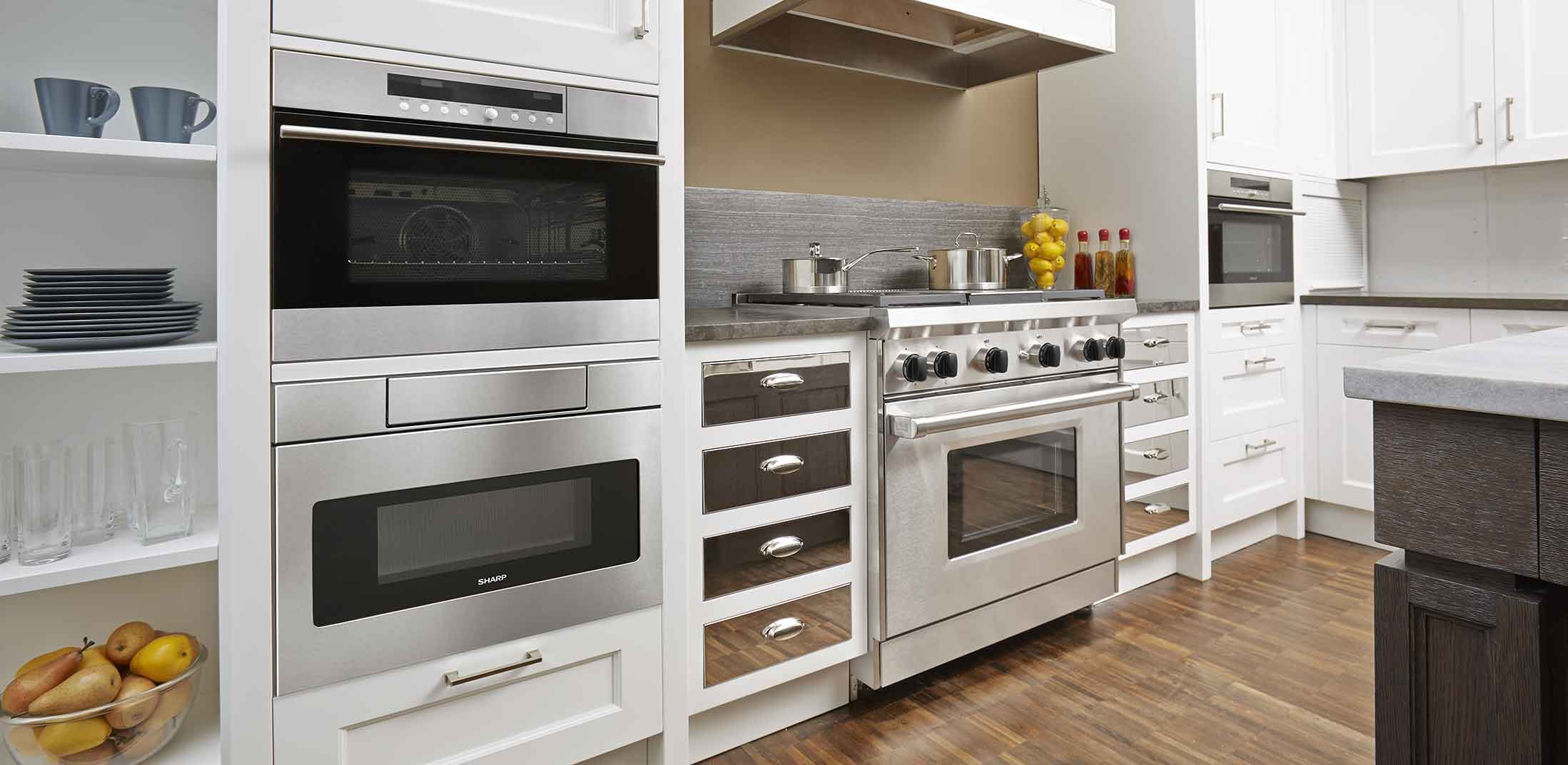 Smd Microwave Drawer Oven Inch Ovens