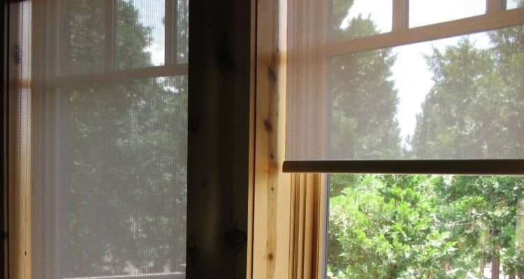 Solar Shades Great Light Control Install Window Blinds