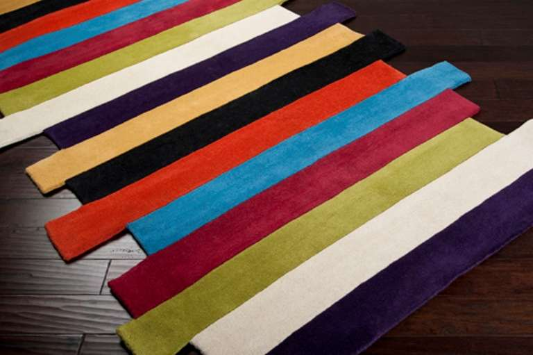 Stylish Colorful Nature Inspired Rugs Digsdigs
