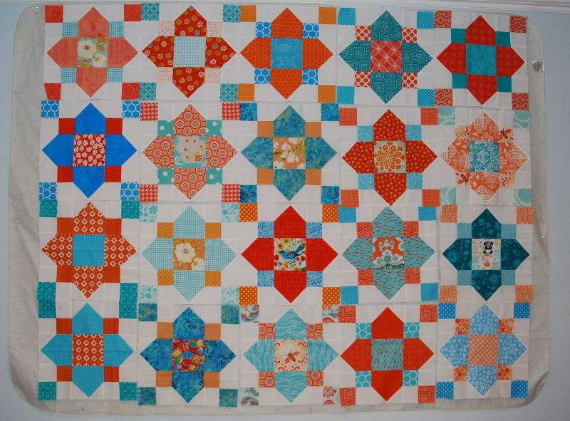 Threadbias Quatrefoil Quilt Thread Divas Caribousmom