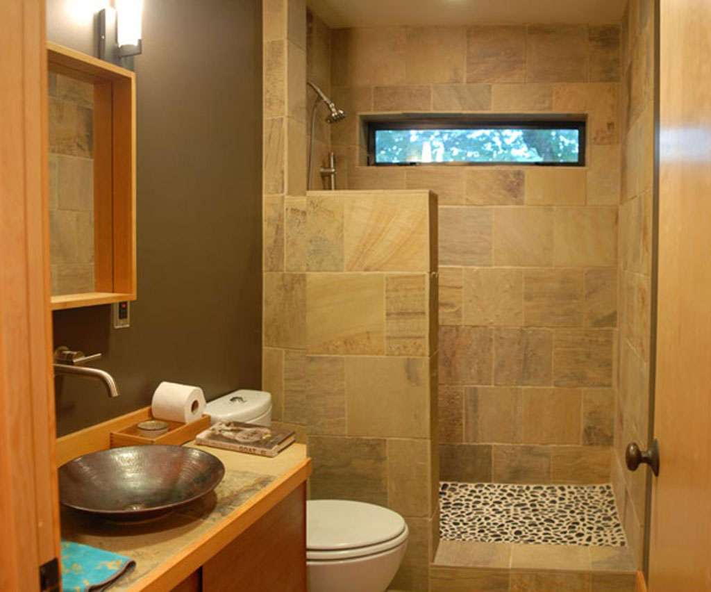 Tile Shower Ideas Small Bathrooms Remodel