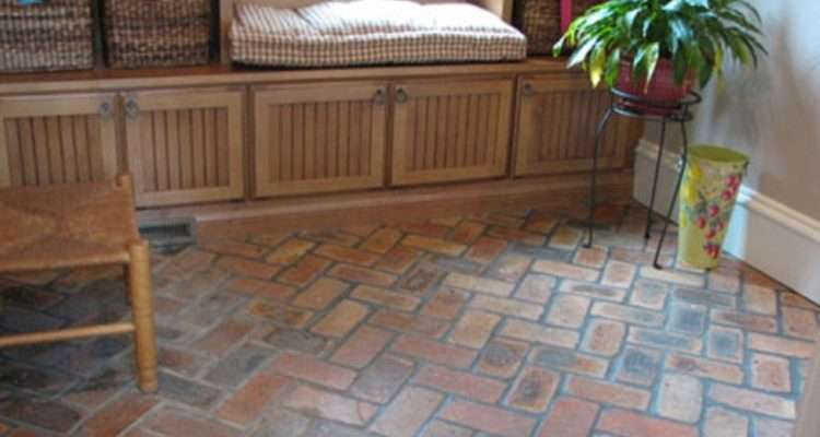 Tiled Flooring Also Another Popular Material Especially Used