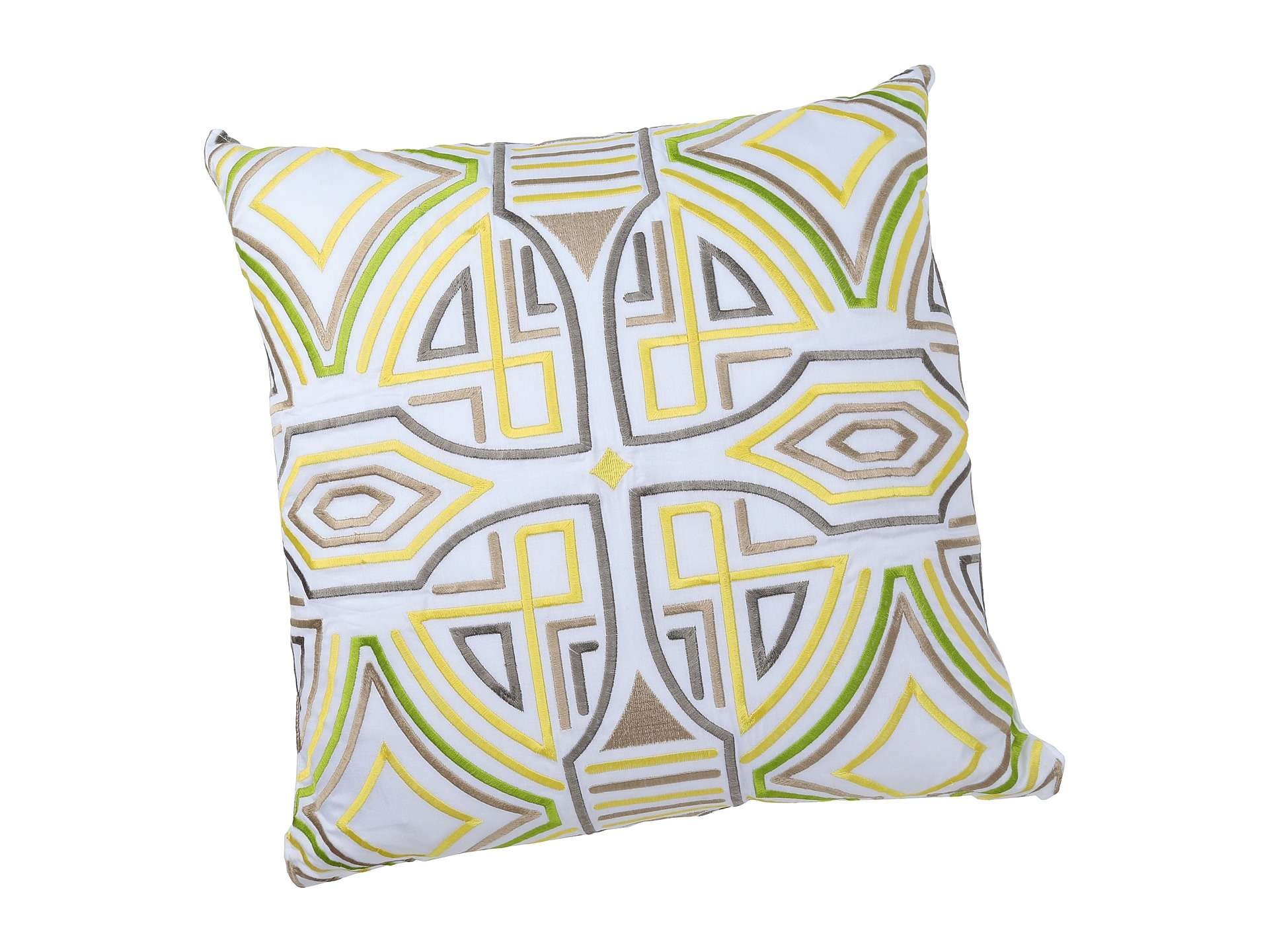 Trina Turk Ikat Retro Pillow Multi Clothing Shipped Zappos