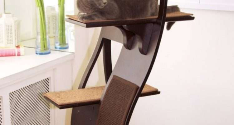 Unique Modern Cat Trees Spruce Your Living Space