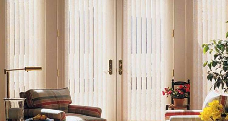 Window Treatments French Doors Casual Cottage