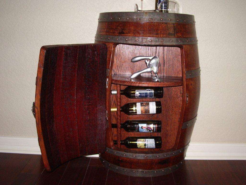 Wine Racks Handcrafted