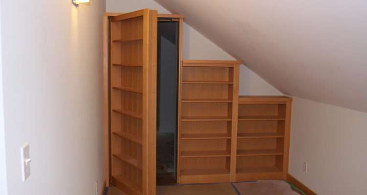 Woodmaster Woodworks Inc Hidden Passages Exposed Storage