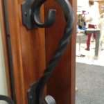 Wrought Iron Door Handles Pulls Melbourne
