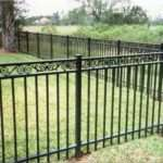 Wrought Iron Fencing Aluminum Ornamental Fence